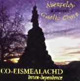 Gaelic Choir - Music CD